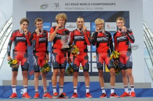Cycling: Road World Championships 2014 / TTT Men Elite